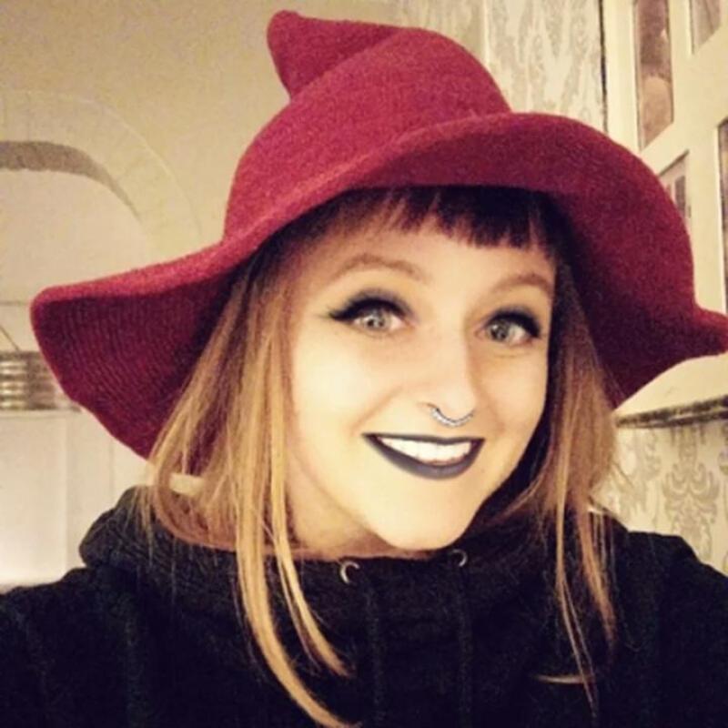 Modern Hat Witch