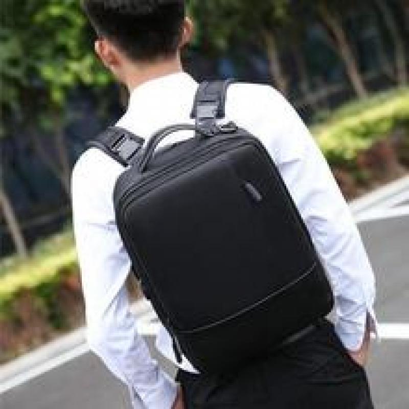 Premium Intelligent Anti-theft Laptop Rucksack with USB Charging Laptop Backpack