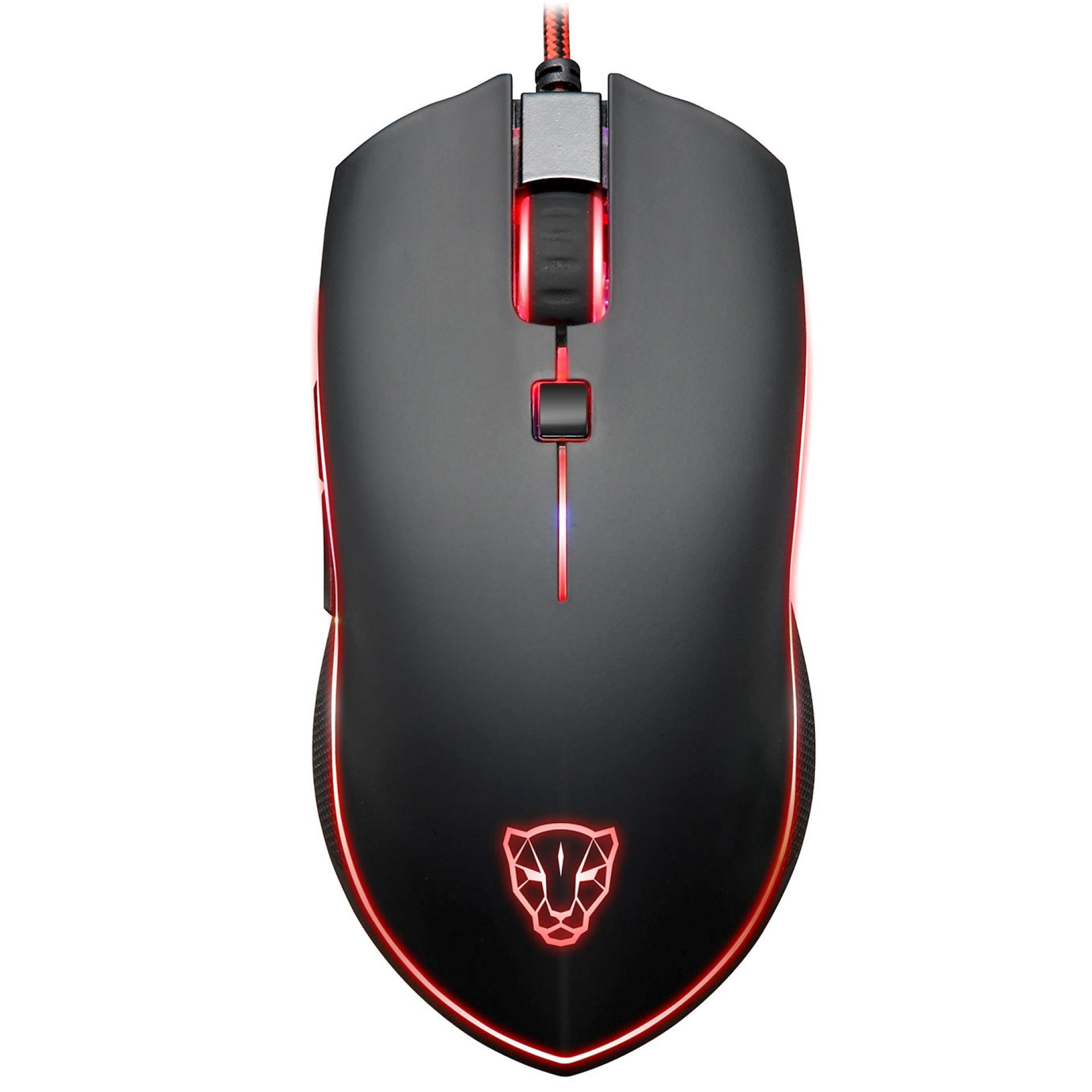 Motospeed V40 Electron-optical USB Gaming Mouse