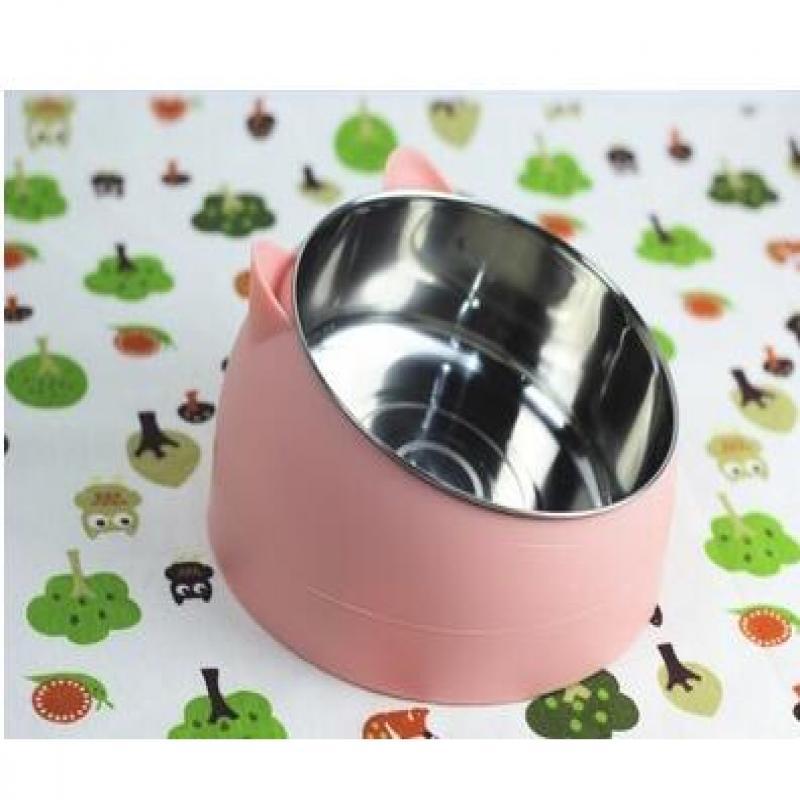 HOT SALE Anti-Vomiting Orthopedic Cat Bowl