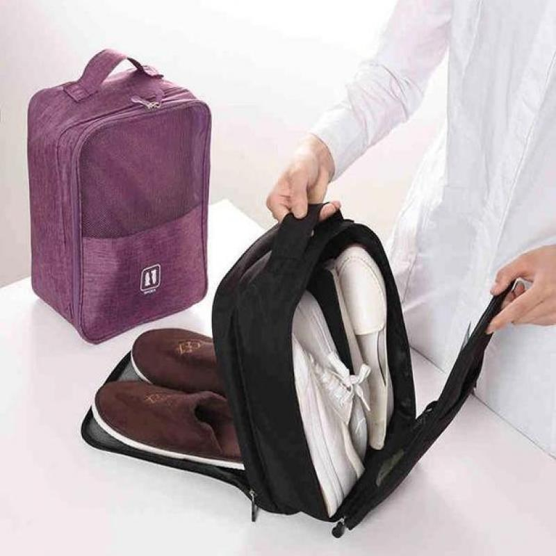 2020 New Travel Shoe Bags, Foldable Waterproof Shoe Pouches-Buy 2 Free Shipping