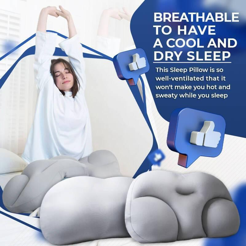 (Hot Sales!!) All-round Sleep Pillow