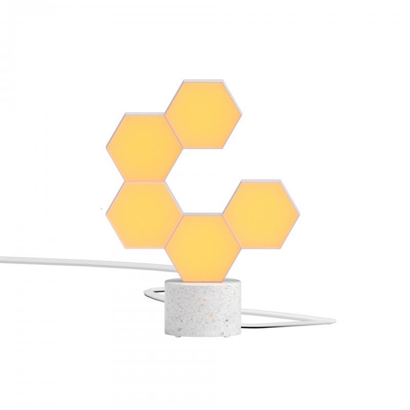 Lifesmart LS160 Creative Geometry Assembly Intelligent Control Panel Light-5Set