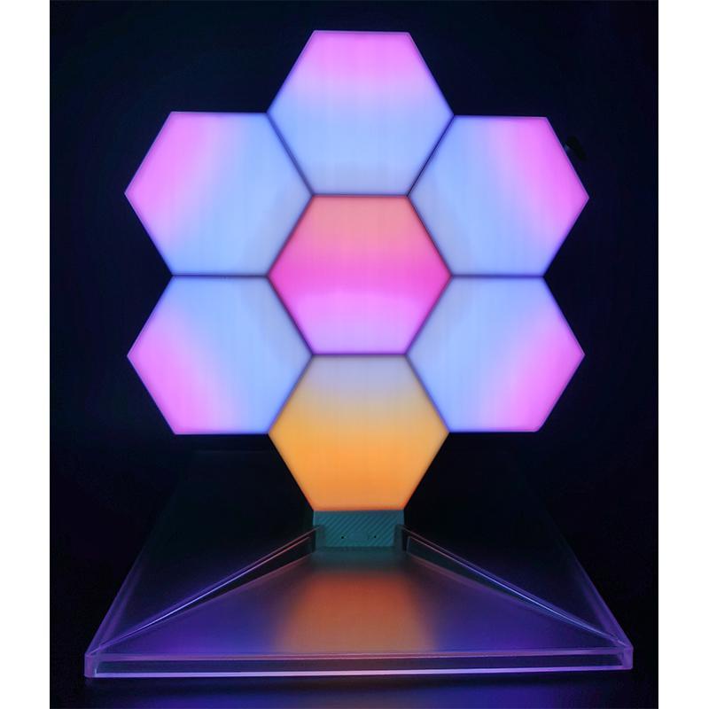LifeSmart Cololight Plus LS167 LED Quantum Light Panels - 7set