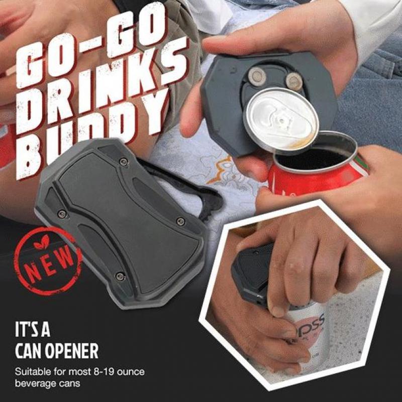 Ez-Drink Opener