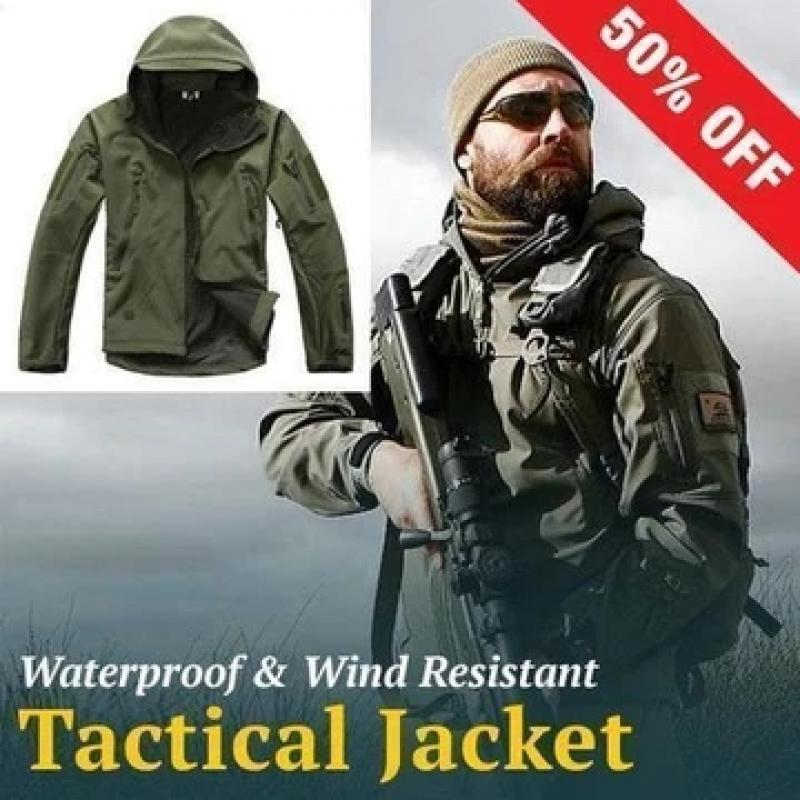 Outbound Weatherproof Tactical Jacket