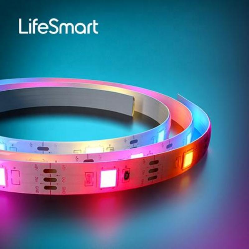LifeSmart Cololight Strip Smart LED Lightstrip Length Extensible RGB Music Sync IP65 Weatherproof