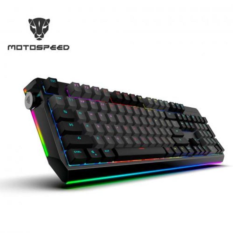 MOTOSPEED CK80 Wired Mechanical Gaming Keyboard