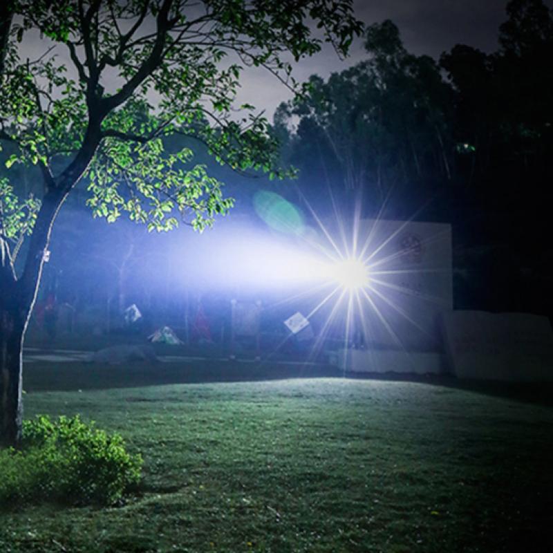 Super Bright Tactical Flashlight