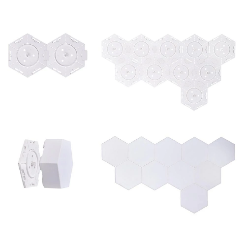 Accessories Lifesmart Quantum Light Wall Mount(10 pcs)(only sell with Lifesmart lights)